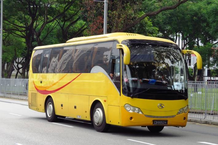 Επαγγελματικό Λεωφορείου D - 10 επιμορφωτική